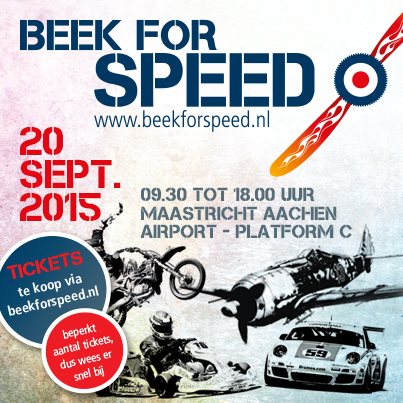 Beek for Speed 2015