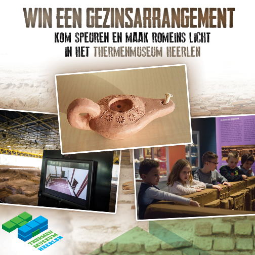 Thermenmuseum decembercampagne